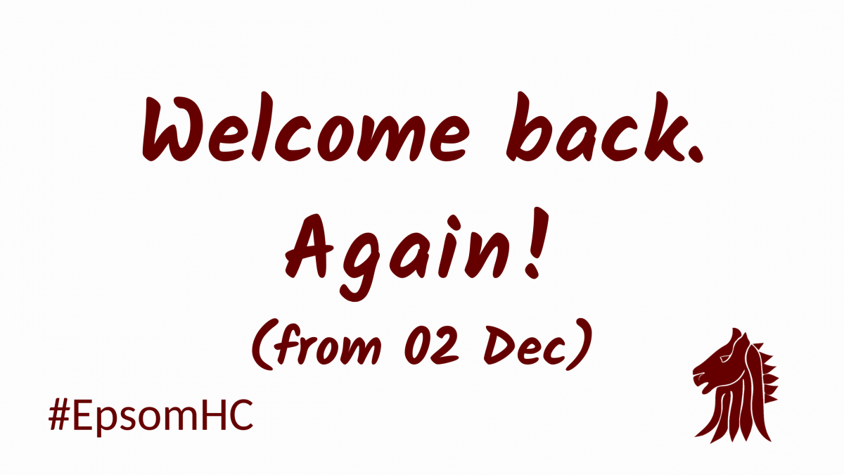 Welcome back to hockey at Old Schools Lane