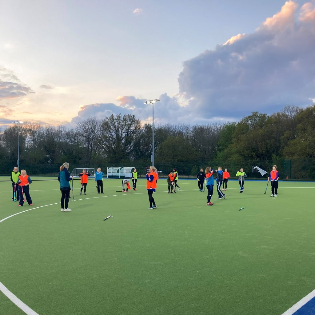 back to hockey at old schools lane